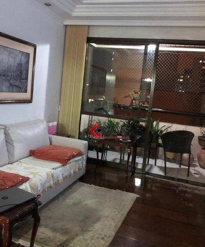 Apartamento Com 4 Dormitórios À Venda, 115 M² Por R$ 550.000,00 - Nova Petrópolis - São Bernardo Do Campo/sp - Ap2732