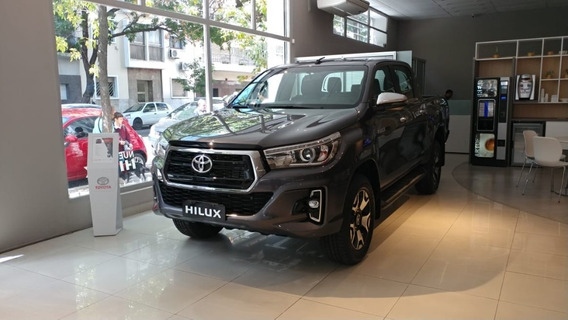 Toyota Hilux Srx 4x4 Mt