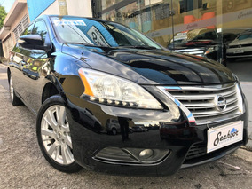 Nissan Sentra Sl 2.0 Flex Automático 2015 - Preto