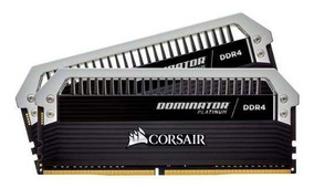 Memória Corsair Platinum Dominator De 16gb (8gbx2) 3000mhz