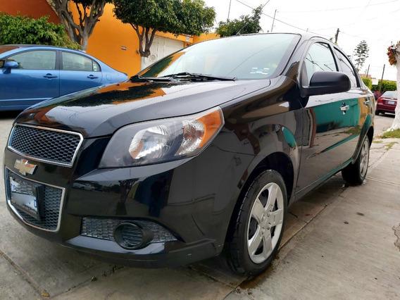 Chevrolet Aveo 2013 Equipado Factura Original Baja Excelente