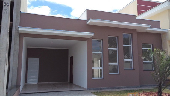 Excelente Casa Térrea Condomínio Golden Park Alfa - Sorocaba