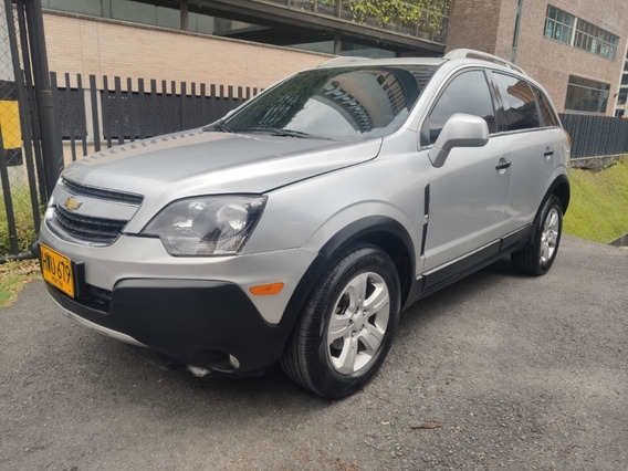 Chevrolet Captiva 2.4 At Perfecto Estado!