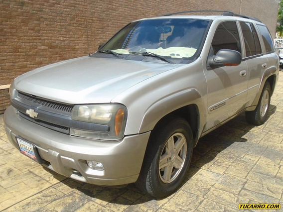 Chevrolet Trailblazer - Automatica