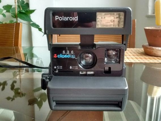 Câmera Polaroid 636 Com Close-up