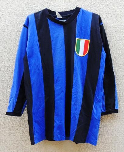 Inter De Milão Itália Retrô 1963 G Nº 5 Campeão Europeu Nova