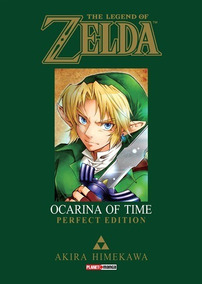 Manga Zelda The Legend Ocarina Of Time Perfect Edition