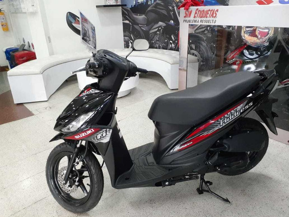 Suzuki Address - Financiable
