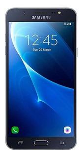 Samsung Galaxy J7 Metal Dual SIM 16 GB Preto 2 GB RAM
