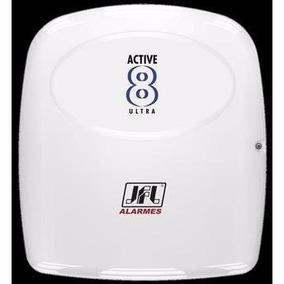 Central De Alarme Monitorável Active 8 Jfl