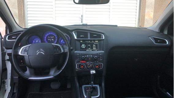 Citroen C4 Lounge Exclusive Thp 1.6 Turbo - 2014