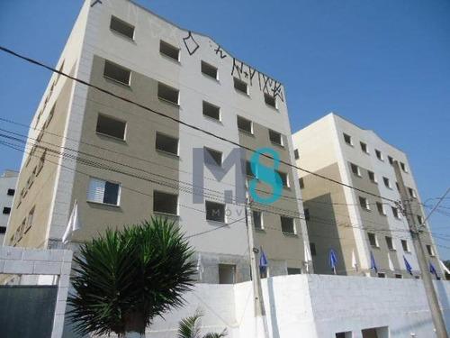 Imagem 1 de 16 de Apartamento Com 2 Dormitórios À Venda, 41 M² Por R$ 208.000,00 - Vila Nova Aparecida - Mogi Das Cruzes/sp - Ap0075