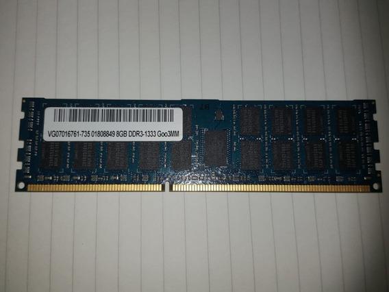 Memoria Ram 8 Gb Ddr3 1333 (10600)mhz Goo3mm