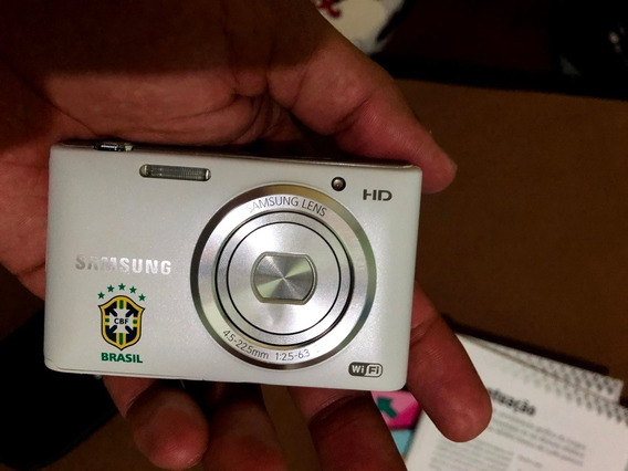 Câmera Fotográfica Samsung Hd