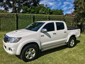 Toyota Hilux Srv - 2015 Full Extras *