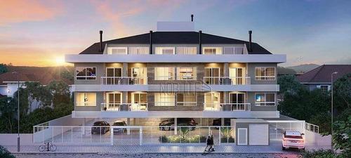 Apartamento Com 1 Dormitório À Venda, 121 M² Por R$ 498.492,36 - Cachoeira Do Bom Jesus - Florianópolis/sc - Ap1334