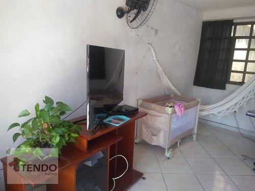 Imagem 1 de 13 de Imob03 - Sobrado 330 M² - Venda - 4 Dormitórios - 1 Suíte - Jardim Carlos Cooper - Suzano/sp - So0714