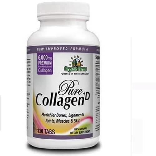 Colageno 300 Tablet - Organic Farm - Unidad a $1746