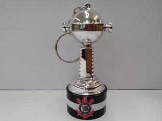 Chaveiro Taça Libertadores Corinthians