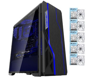 Pc Gamer Rgb Nvidia Gtx 1060 Intel Core I7