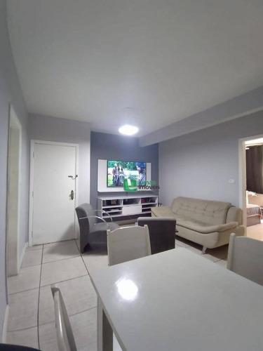 Apartamento À Venda, 62 M² Por R$ 680.000,00 - Santa Cecília - São Paulo/sp - Ap1293