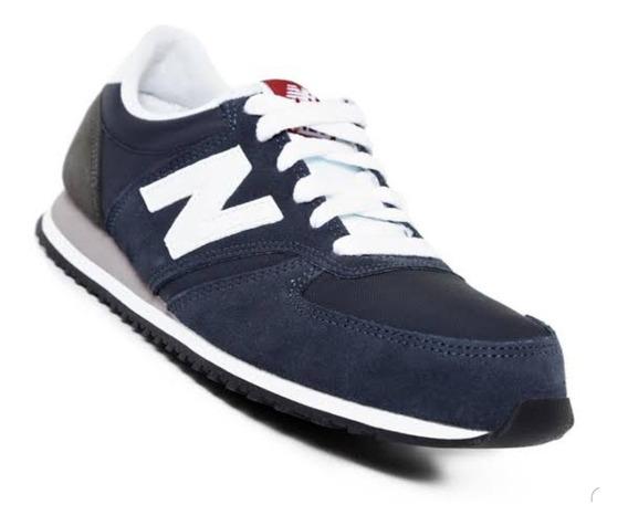Tenis N420cn Azul New Balance New Y En Caja Zapatillas Deportivas