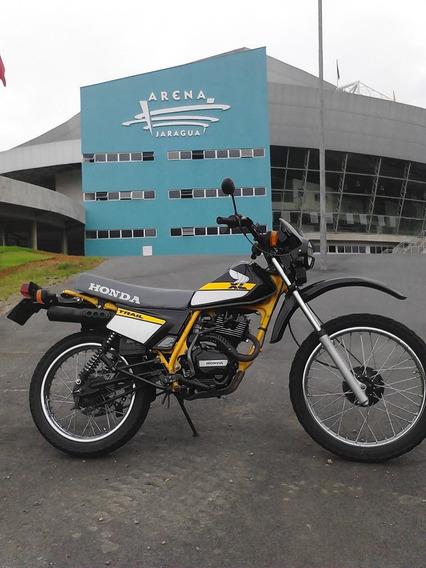 Honda Xl S 125 - 1988