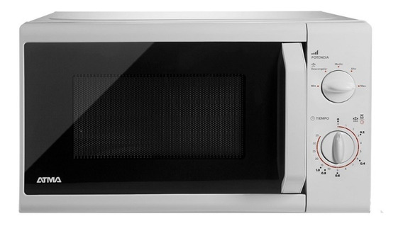 Microondas Atma Easy Cook MR1720 blanco 20L 220V