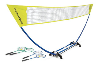 Set Juego Red Voleibol, Raquet, Sports Eastpoint Badminton