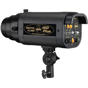 Flash Para Estudio Fotográfico - Atek 160 Plus - 160w