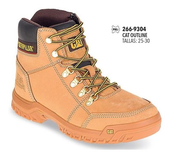 Zapato Cat Outline P/ Hombre Tallas 25-30mx