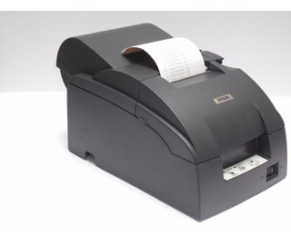 Impresora Epson Tm-u220a Usb Cort Aut Fiscal C31c513a8901