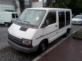 Renault Trafic 2.2 1995 Diesel Al Dia Lista Para Transferir