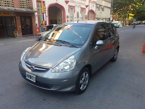 Honda Fit 1.4 Lxl At 2008