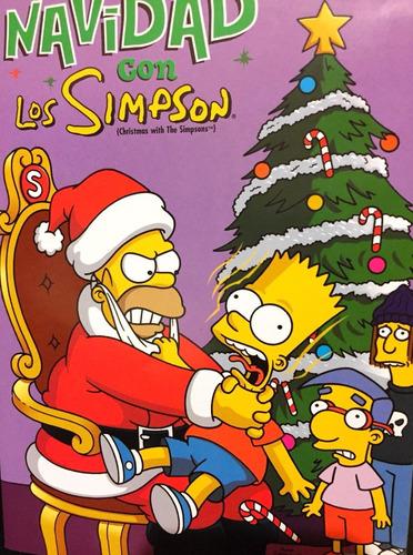 Navidad Con Los Simpson Dvd Nuevo Original