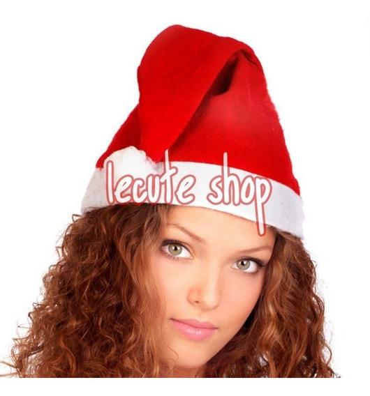 100 Gorros De Santa Navidad Gorra Sombrero Posadas