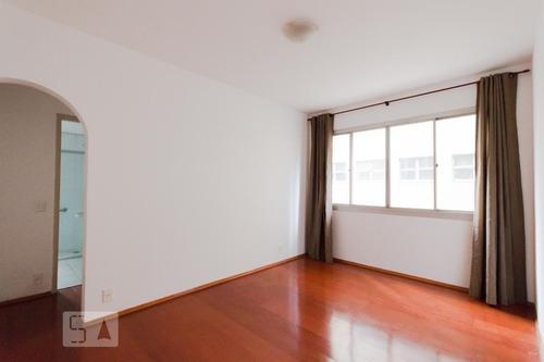 Apartamento À Venda - Santa Cecília, 1 Quarto,  46 - S893101217