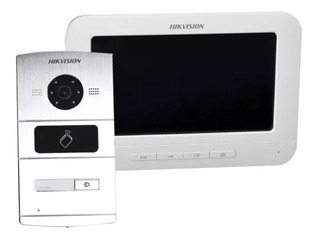 Video Portero Ip Hikvision Ds-kip201 Touch Vigila P/celular
