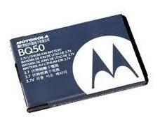 Bateria Motorola Bq50 Xt300 V190 V191 V235 V360 W5 W6 W7