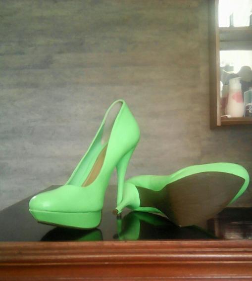 Sapato Verde Dumond