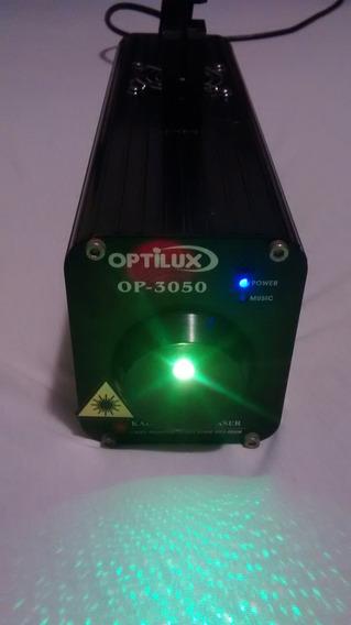 Iluminação Dj Optlux Op-3050