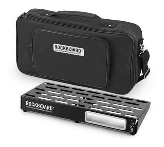 Pedalboard Rockboard Rbo B 3.1 Tres   Com Gig Bag