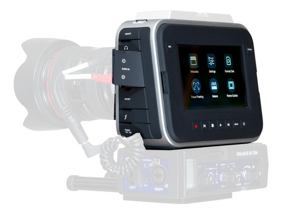 Blackmagic Cinema Camera 2.5k - Cinema Digital Acessível