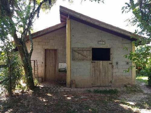Chácara No Litoral Com 2000 M², Em Itanhaém/sp 4691-pc