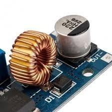 Conversor Dc-dc Step-down Ys-03 Ajustável 4-38v Para 1.2-36v