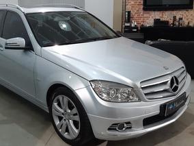Mercedes-benz C 200 Cgi Touring Avantgarde 1.8 16v 184