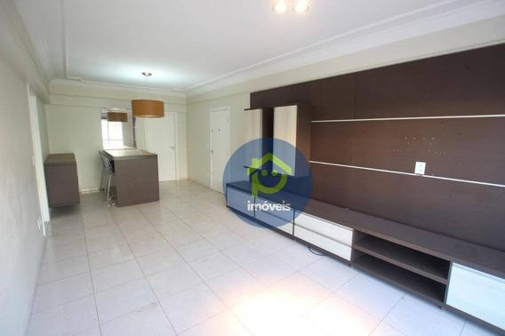 Apartamento Com 3 Dormitórios À Venda, 110 M² Por R$ 450.000,00 - Parque Estoril - São José Do Rio Preto/sp - Ap7470