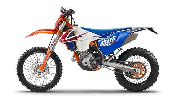 Ktm 250 Six Days Francia Exc Tpi 2020 - No Honda No Yamaha