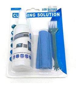 10 Kit Limpeza Para Notebook Hardline Kcl-1014