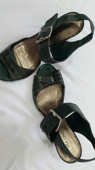 Sapato Via Uno Suoer Confortável